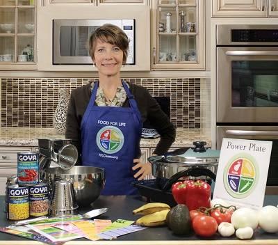 Melissa Sherlock, Food for Life Instructor